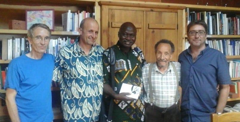 Une délégation de APAF chez Pierre Rabhi