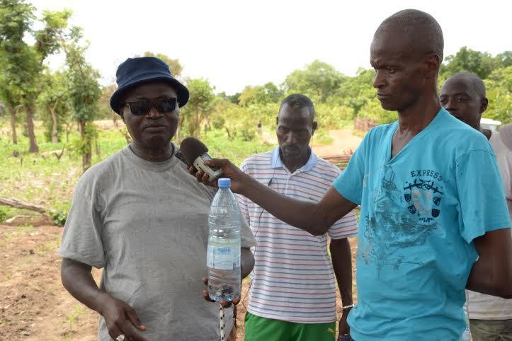 Formation au Sénégal